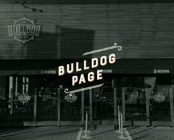 Bevorzugt The Bulldog - Burger & Hotdog Bar - Osnabrück BP25